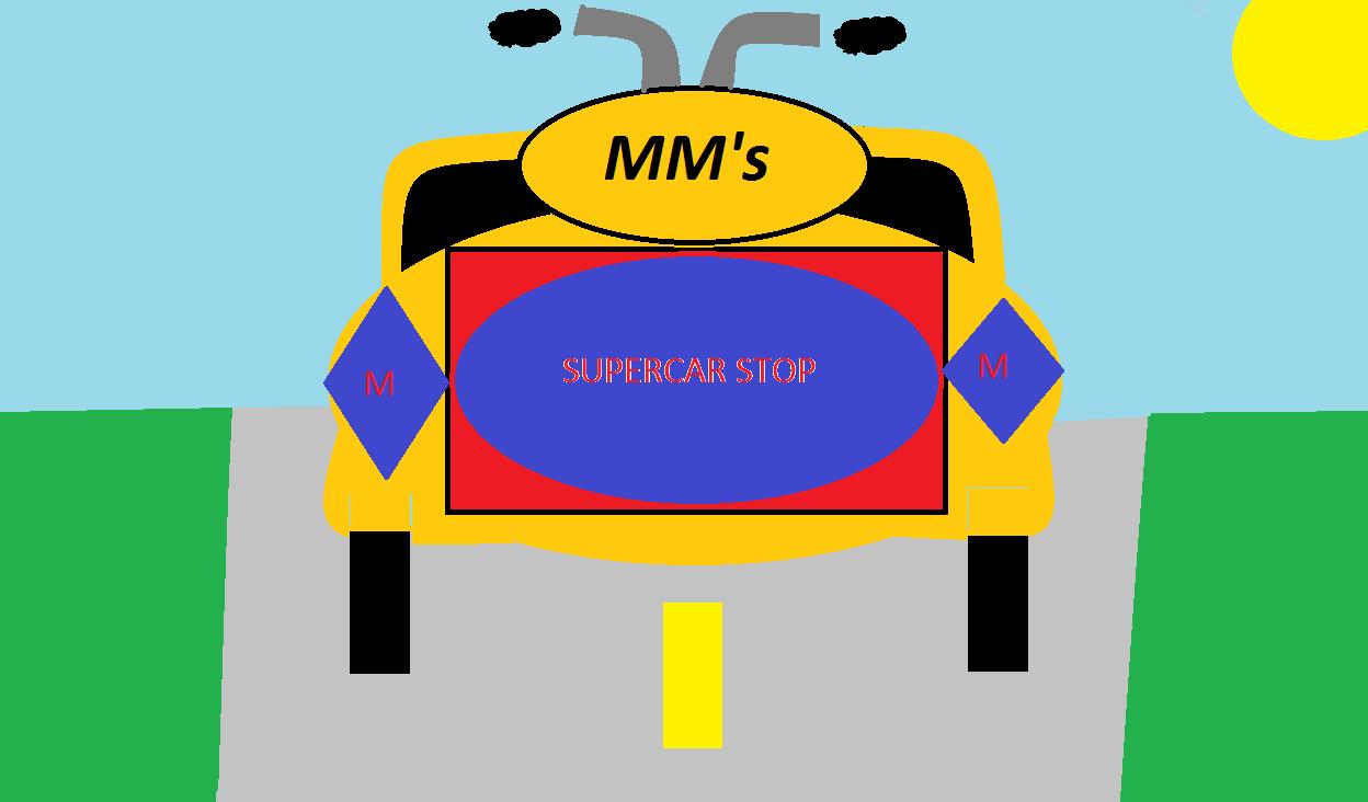 M M S Supercar Stop